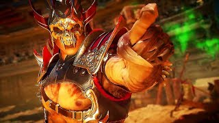 MORTAL KOMBAT 11 Shao Kahn Gameplay Trailer (2019) PS4 / Xbox One / PC by Game News