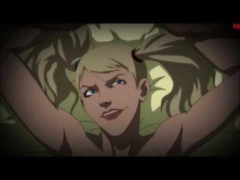 Harley Quinn Sex Scene from Batman Assault on Arkham