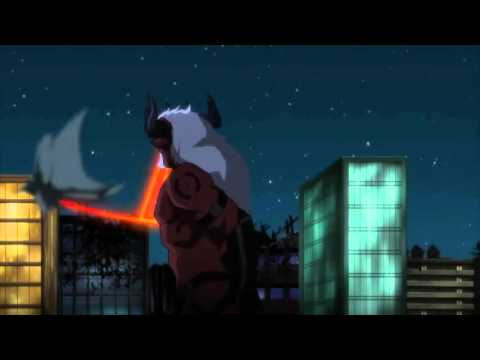 AMV/ Teen Titans vs Justice League - My Demons