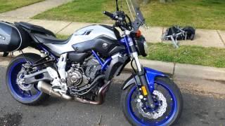 8. 2016 Yamaha FZ-07