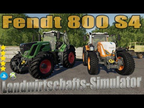 Fendt 800 S4 v1.0.0.0