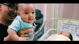 Video BABY EL KOLAB SAMA BABY UBI #keluargael #thestoryofuby MP3, 3GP, MP4, WEBM, AVI, FLV November 2017