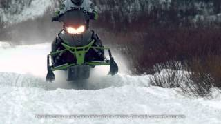 5. Arctic Cat 2017 XF Tech