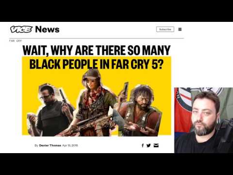 Far Cry 5 is TOO Diverse (видео)