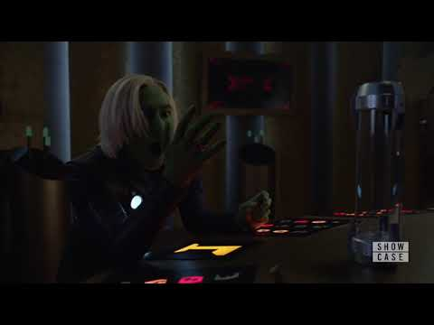 Brainy Stops Leviathan | Supergirl 5x19