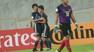 Video Japan vs Vietnam (AFC U-16 Championship 2016: Group Stage) MP3, 3GP, MP4, WEBM, AVI, FLV Maret 2018