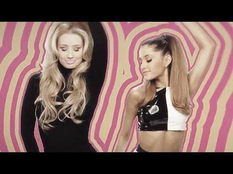 "5 Sexy Highlights in Ariana Grande ""Problem"" Music Video with Iggy Azalea!"