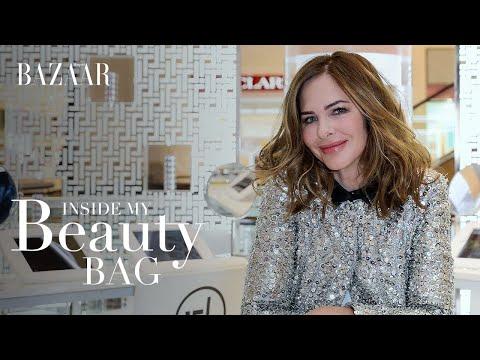 Trinny Woodall: Inside my beauty bag | Bazaar UK