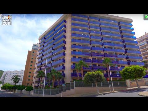 126000€/300м до моря/Инвестиции в зарубежную недвижимость в Испании/Квартиры в Бенидорме для аренды