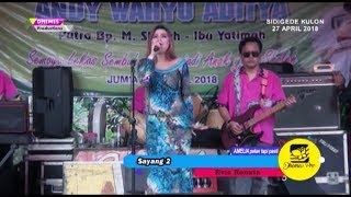 Video SAYANG 2 - EVIS RENATA AMELIA SIDIGEDE KULON 2018 MP3, 3GP, MP4, WEBM, AVI, FLV Juli 2018