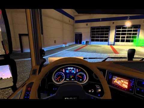 Daf XF E6 interior NaOm 1.14.xx