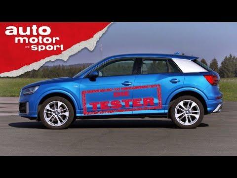 Audi Q2 2.0 TDI: Premium in klein? - Die Tester | aut ...