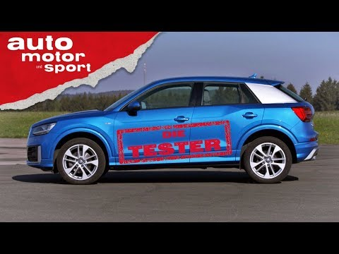 Audi Q2 2.0 TDI: Premium in klein? - Die Tester | a ...