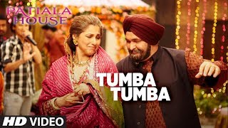 """Tumba Tumba""  Patiala House New Song (HD) | Akshay Kumar, Rishi Kapoor"