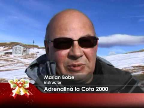 Adrenalină la Cota 2000