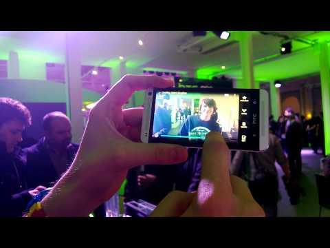 HTC One - prezentacja możliwości