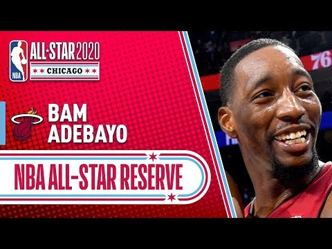 Bam Adebayo 2020 All-Star Reserve | 2019-20 NBA Season
