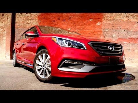 2016 Hyundai Sonata - Review and Road Test