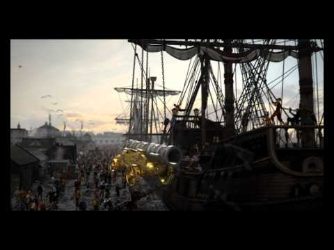 Seafight Official Trailer 2011 — Bigpoint