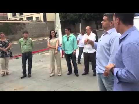 Depoimento vereador Beto de Souza, de Novo Horizonte
