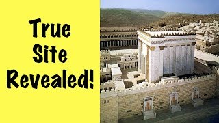 Third Jewish Temple Will Be Rebuilt!  Fulfilling Bible Prophecy