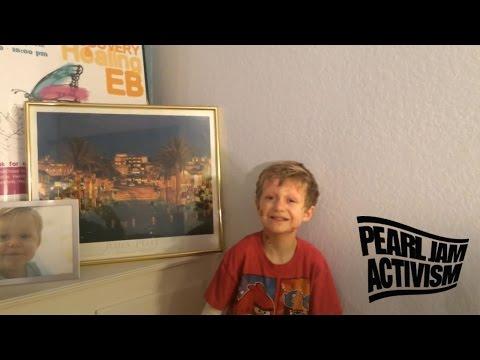 Pearl Jam fans wish Eddie Vedder Happy Birthday #CauseTheWave #HealEB #HappyBirthdayEV