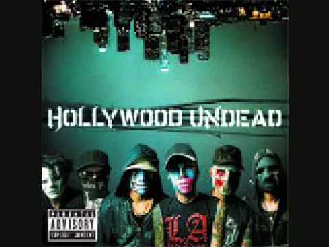 Dead In Ditches-Hollywood Undead With Lyrics