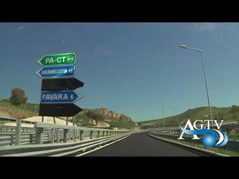 Passi in avanti per il viadotto Petrusa News Agrigentotv
