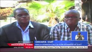 Raila Odinga Says It Is Time For FKF Leadership To Leave Office