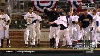 Kranson with Walk Off Homer