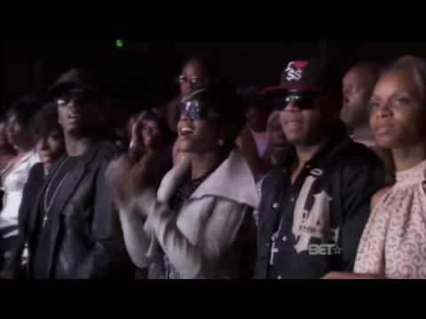 Snoop Dogg ft The Dream - Gangsta Luv (09 BET hip - hop Awards)