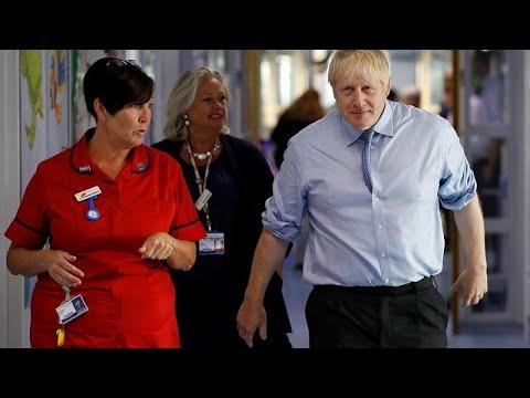 Großbritannien: Brexit - Premier Johnson will Änderun ...