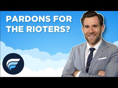LegalEagle: Can Trump Pardon the Rioters?