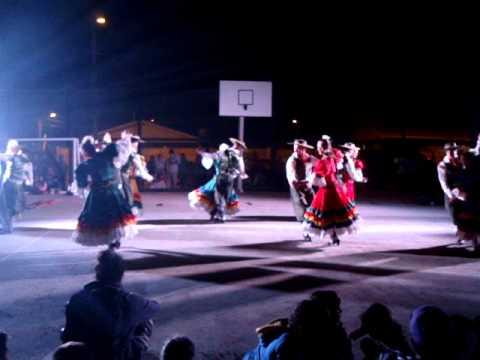 Dança ''O gaúcho'' do Grupo Nova Bréscia Dança Show