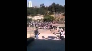 Ethiopians take their anger over ISIS killings to the streets of Addis Ababa