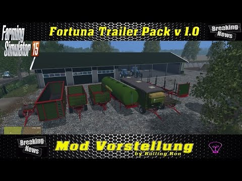 Fortuna Trailer Pack v1.0