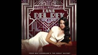 Lana Del Rey(The Great Gatsby Version)「Young and Beautiful」