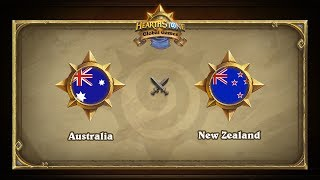 AUS vs NZL, game 1