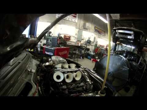 414whp VQ35HR N/A Engine Development