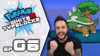 ARE WE FINALLY GONNA BE LUCKY? | Pokémon White 2 Randomizer Typelocke Part 6 by Ace Trainer Liam