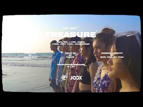 LITT ENT. - TREASURE (Official MusicVideo)