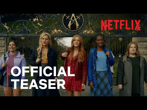 Fate: The Winx Saga | Teaser and Date Reveal | Netflix