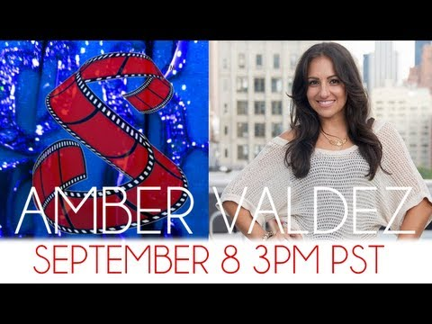 Fashion Week and Beverly Hills Nannies' Amber Valdez
