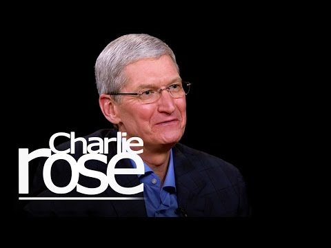 Apple TV - Apple CEO Tim Cook addresses the company's interest in television, in an exclusive two-part interview with Charlie Rose. The first part of the interview airs on September 12, 2014, on CHARLIE...