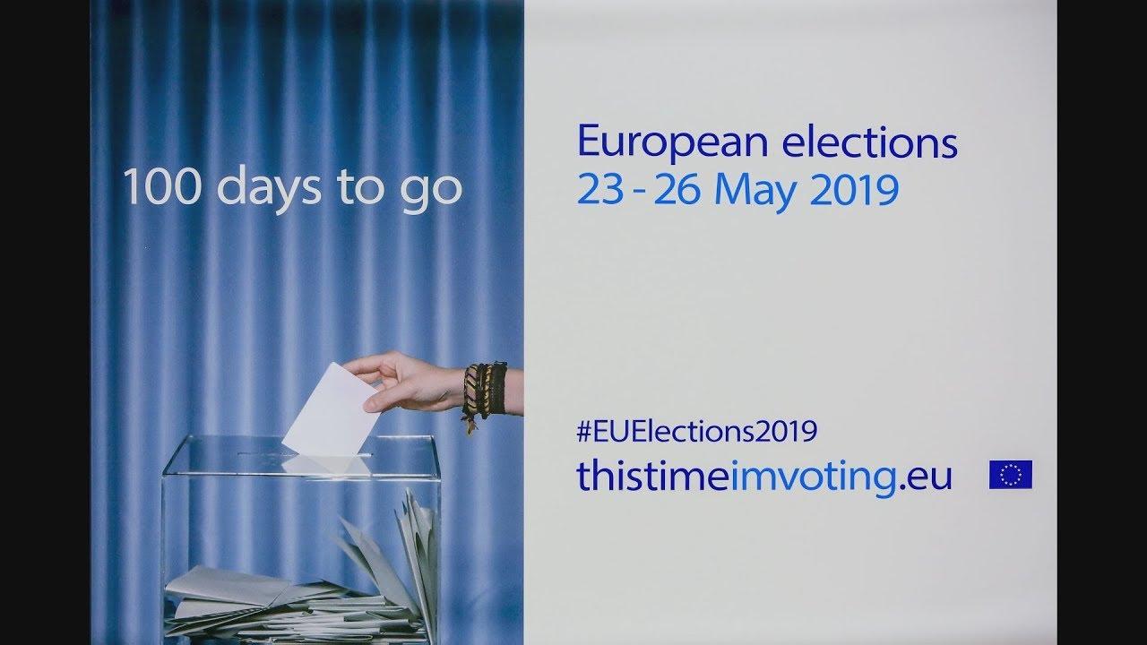 Σε λιγότερο από 100 ημέρες οι ευρωεκλογές