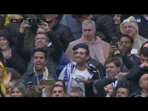 Real Madrid vs Valencia 2-1 Marcelo Goal 29-04-2017 720p