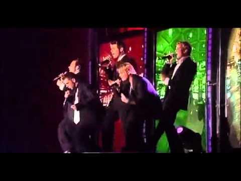 Westlife – Uptowngirl (live concert).avi