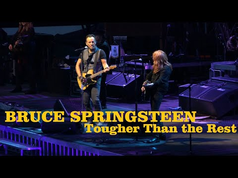 Bruce Springsteen - Tougher Than the Rest **LIVE Göteborg June 27, 2016 PRO audio** (HD 4K footage)