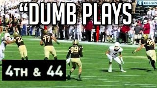 Video Dumbest Plays in Football History || HD MP3, 3GP, MP4, WEBM, AVI, FLV Desember 2018