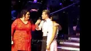 Nicky Byrne & Karen Hauer SCD 2014 Live Judges Comments Charleston 20-01-14